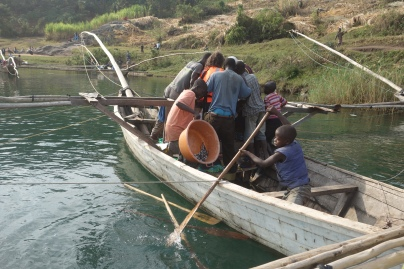 Meine Beute interessiert die Fischer mindestens so sehr wie ihre: Am Ende wollen sie alle die Bilder sehen.
