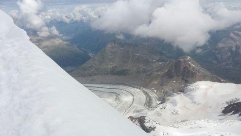 Welch ein Drive, dieser Gletscher